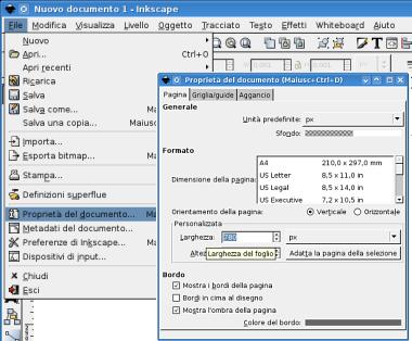 Guida inkscape, inkscape tutorial, web2, header, svg 3
