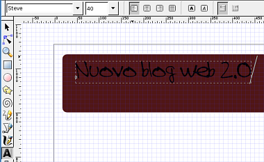 Guida inkscape, inkscape tutorial, web2, header, svg 9