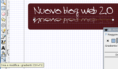 Guida inkscape, inkscape tutorial, web2, header, svg 14