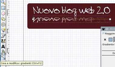 Guida inkscape, inkscape tutorial, web2, header, svg 14