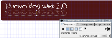 Guida inkscape, inkscape tutorial, web2, header, svg 15