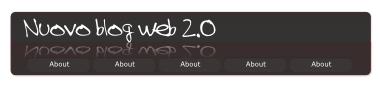 Guida inkscape, inkscape tutorial, web2 - risultato finale